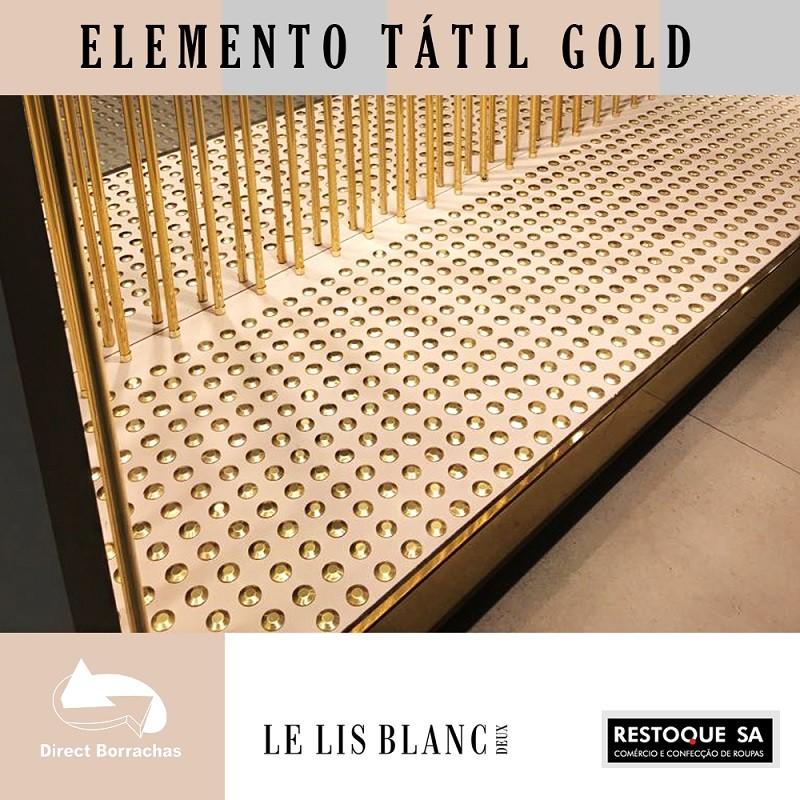 Elemento Tátil Gold