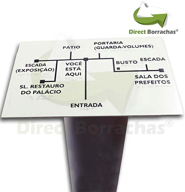 Mapa Tátil